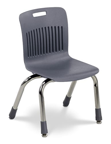 """12"""" Seat Ht. in Graphite"""