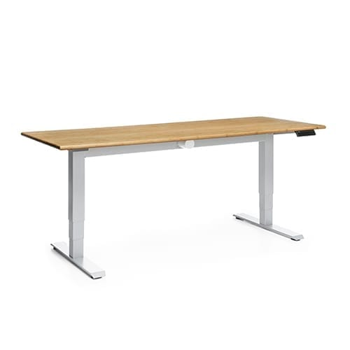 OFM Electric Height Adjustable Training Table School And Office Direct - Adjustable training table