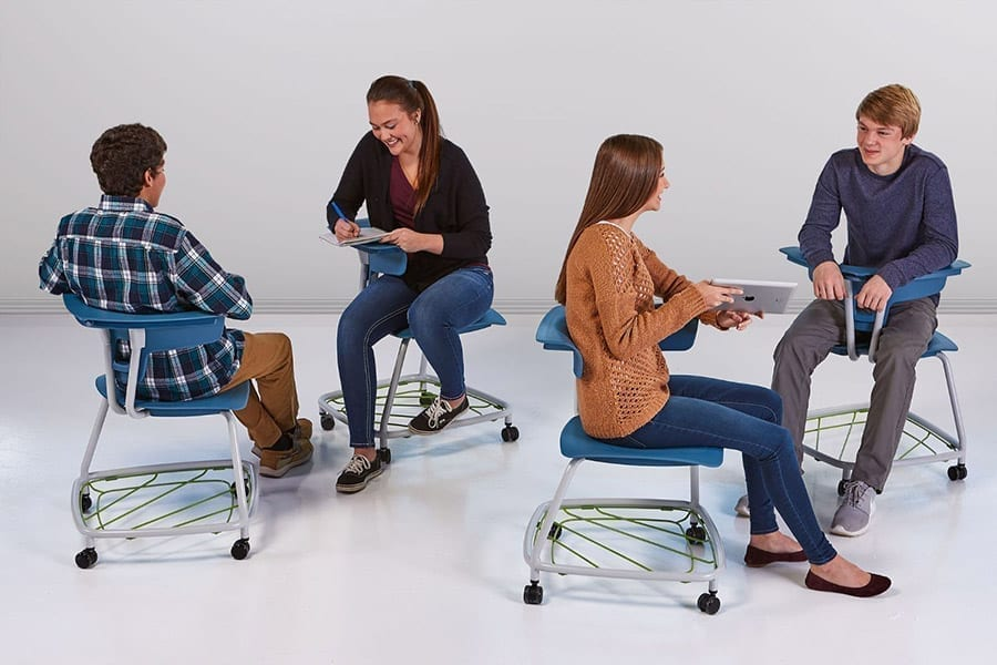 Multiple Seating Positions