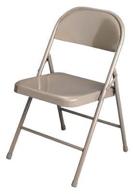 KI 100 Series Heavy Duty Steel Folding Chair