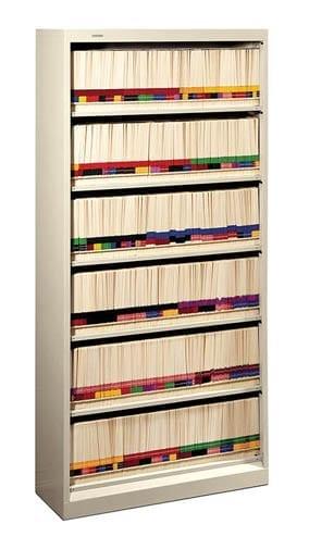 Letter Shelf File shown