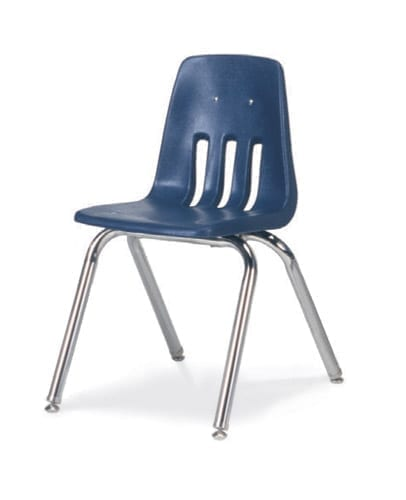 Virco 9000 Series 4 Leg Stackable School Chair U2013 School And Office Direct