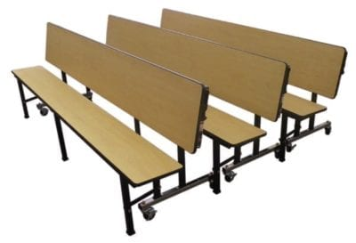 Can be used for auditorium or assembly seating