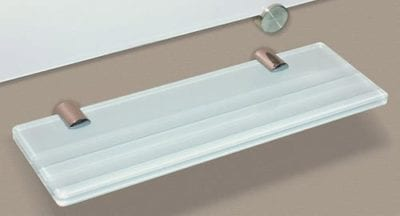 Optional Glass Accessory Tray