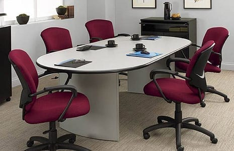 Shown with Supra X Series Chairs