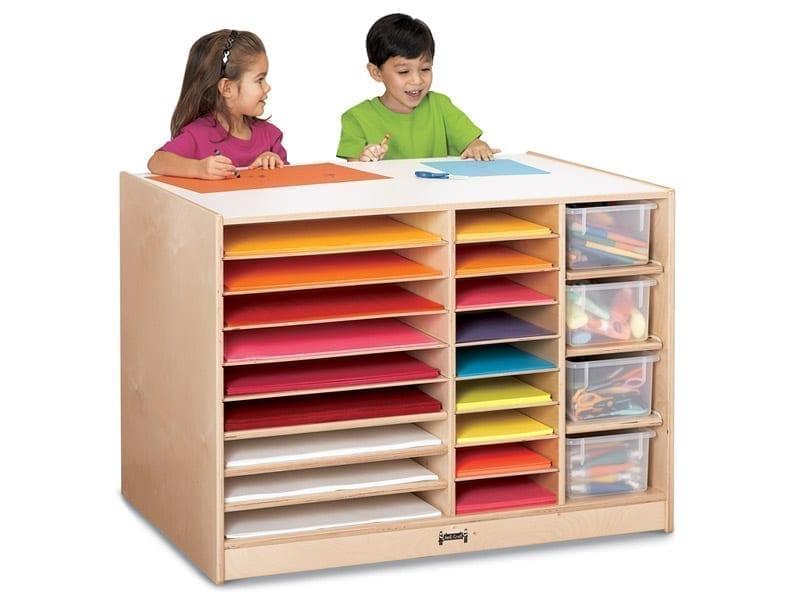 Art Storage & Cabinets