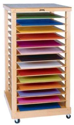 Exceptionnel Jonti Craft Paper Storage Rack