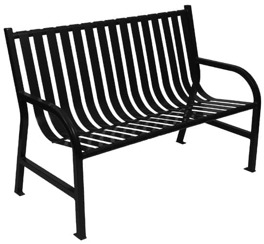 """48""""W Bench with back"""