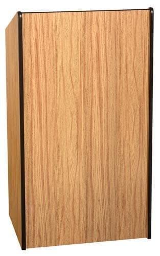 W4540 Front in Medium Oak