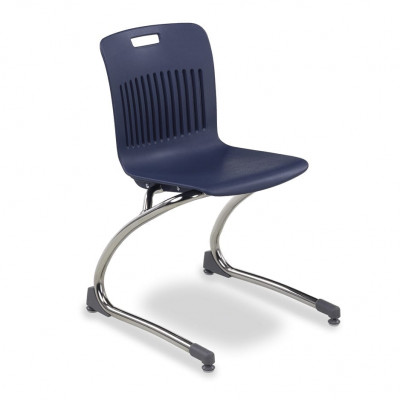 """18""""H Seat in Navy"""