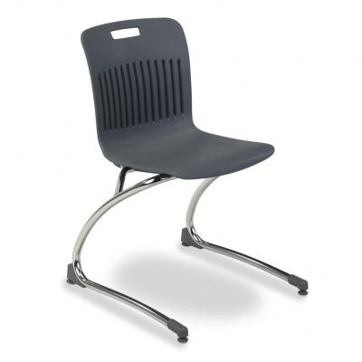 "16""H Seat in Graphite"