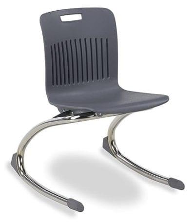 """12.5"""" Seat Ht. in Graphite"""