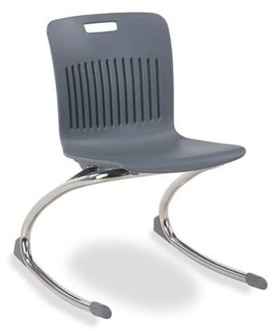 """14.5"""" Seat Ht. in Graphite"""
