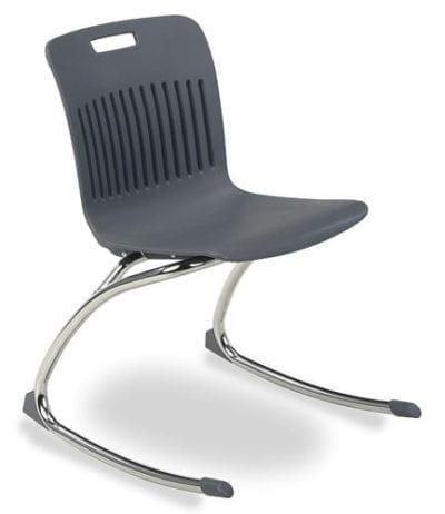 """17.5"""" Seat Ht. in Graphite"""