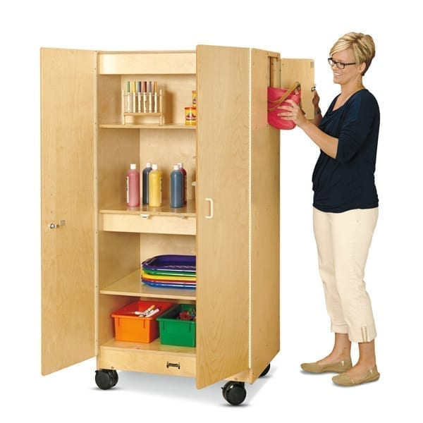 jonti craft hideaway storage cabinet school and office direct