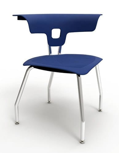 4-Leg Chair with Glides