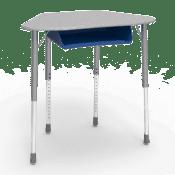 Open Front & Book Box Desks