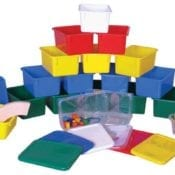 Storage Trays & Lids