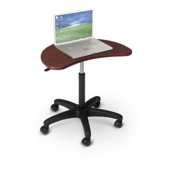 Laptop Stand - Mahogany