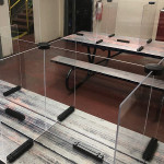 Table Top Barrier 2