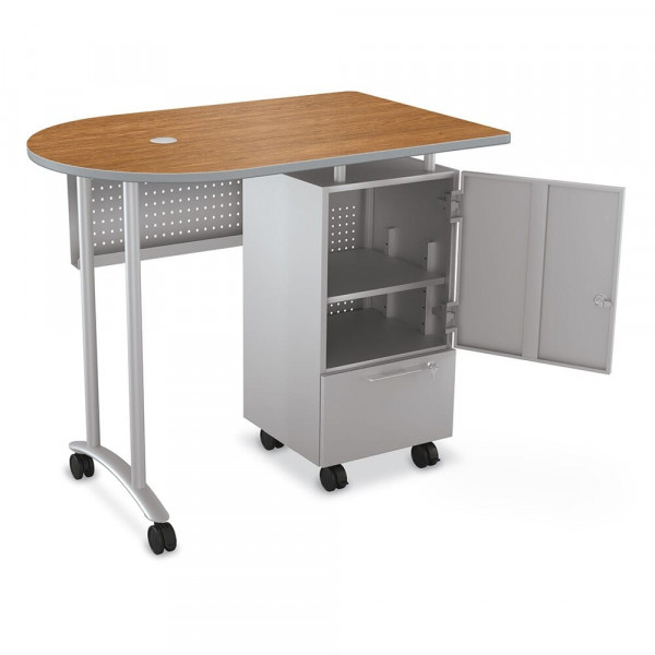 mobile-teacher-desk-angle-door-open-gray-edge-gray-nebula-w-props